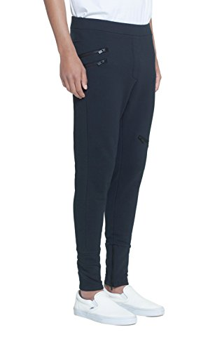 One piece Pant Out, Pantalon de Sport Femme Noir - Noir