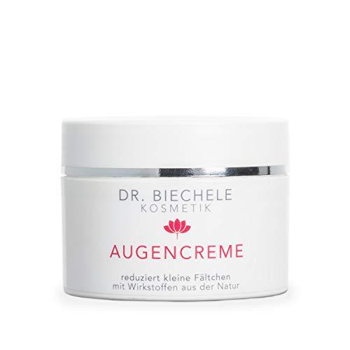 Dr. Biechele Augencreme I 50 ml Feuchtigkeitscreme für sensible und trockene Haut I Reichhaltige...