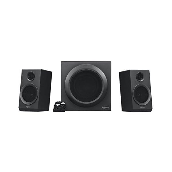 Logitech Multimedia Speakers – Black 31jzz9hM4eL