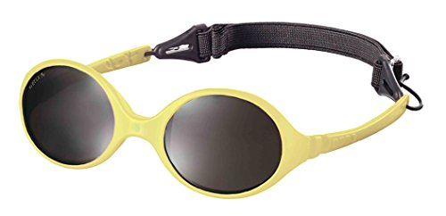 Ki ET LA Diabola, Gafas de sol Unisex bebé, Amarillo 3