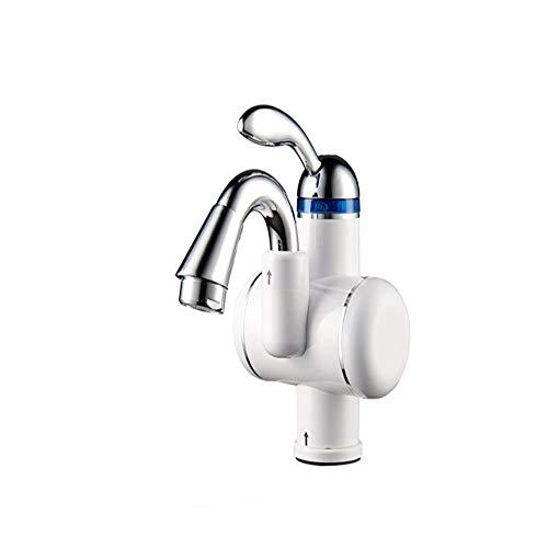 Wfgdytyy Elektrischer Wasserhahn, schneller heißer Küchenschatz, Heizungshahn, heißer elektrischer Warmwasserbereiter
