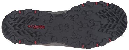 Columbia Peakfreak Xcrsn Ii Xcel Low, Chaussures Multisport Outdoor Homme Noir (Black, Rocket 010)