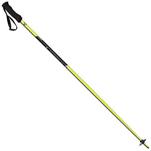 Fischer Unlimited Yellow - All Mountain Skistöcke , Länge in cm:125