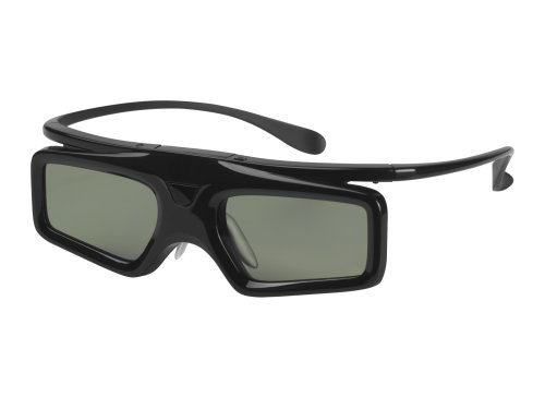 Toshiba FPT-AG03G 3D Active Shutter Brille schwarz