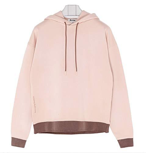 ACNE STUDIOS Damen Ai0014pnk Rosa Baumwolle Sweatshirt - Acne Pullover