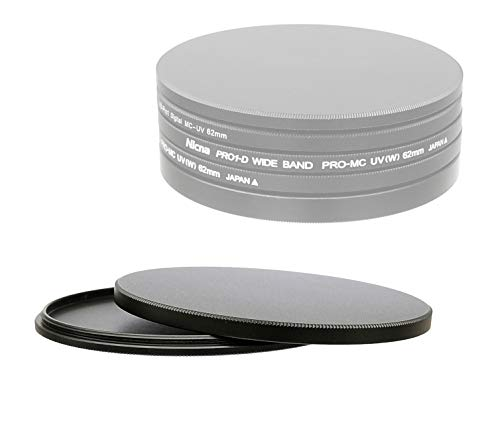 fotasy MLC 58mm 58mm Kamera Filter Stack Caps -