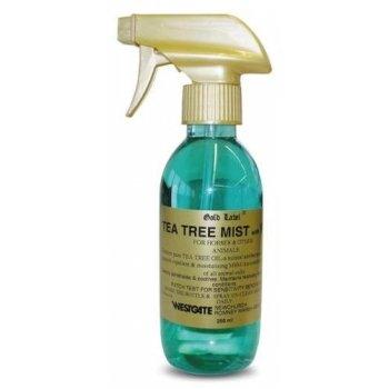 Produktbild Gold Label Teebaumspray mit MSM, 250ml - Antibakterielles und antimykotisches Spray zur Beruhigung von irritierter Haut ihres Pferdes