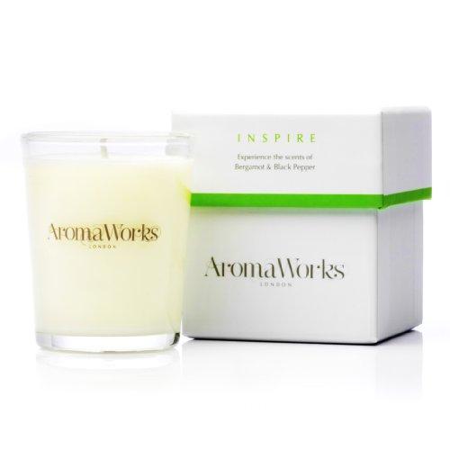 AromaWorks Duftkerze Inspire 10cl