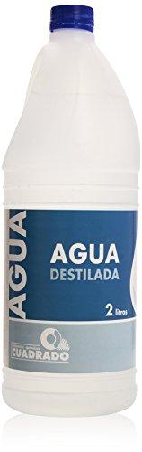Interfer Cuadrado 724055 Destilliertes Wasser, 2l