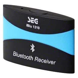 SEG Bluetooth-Dongle iBlu 1310 for Apple 30-Pin - adaptiert den Apple 30-Pin ...