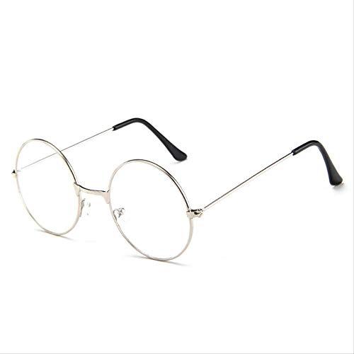 MJDL Unisex Sonnenbrille S/L Größe Vintage Retro Runde Rahmen Sonnenbrille Für Familie Unisex Kinder Shades Brillen Junge Mädchen Frauen Erwachsene T10