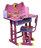 FF American Barbie Kids Study Table Set