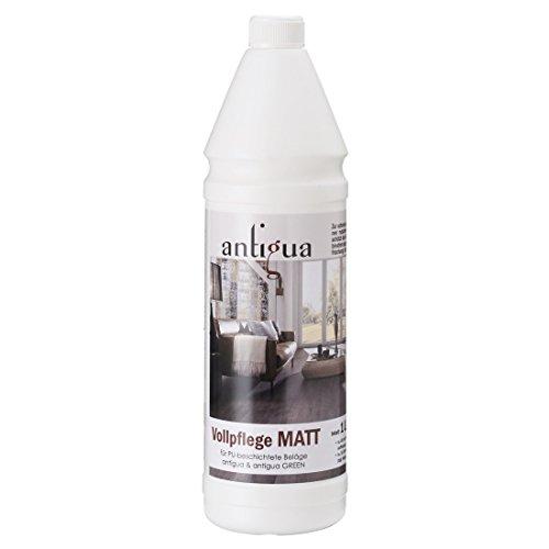 KWG antigua Vollpflege MATT 1 Liter für Vinyl & PU Böden (Matt) - Pu Vinyl