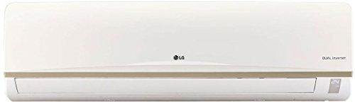 LG 2 Ton 3 Star Inverter Split AC (Copper, JS-Q24AUXA1,...