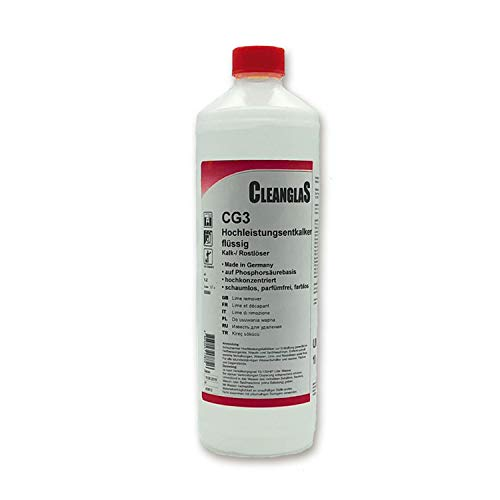Cleanglas anticalcare cg3 premium ad alte prestazioni