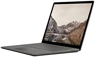 "Microsoft Surface Laptop Ordinateur Portable 13.5"" tactile (Core i5, RAM 8 Go, SSD 256 Go, Windows 10S) -Or Minéral"