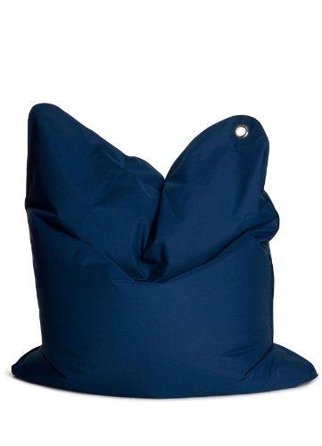 Sitting Bull 619111 Sitzsack Medium Bull / 140 x 115 cm / Dunkel Blau