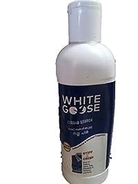 WHITE GOOSE Liquid Starch(Antibacterial and Mischief Fragrance)(200ml)