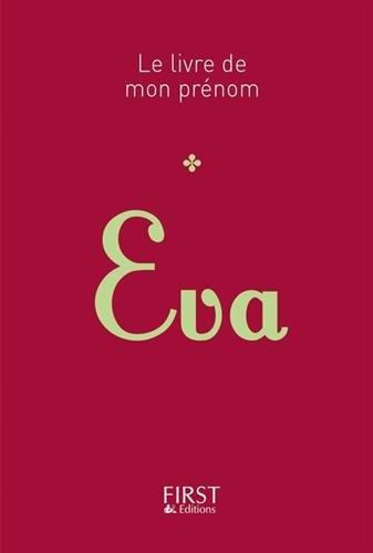 Le Livre de mon prénom - Eva par Jules LEBRUN