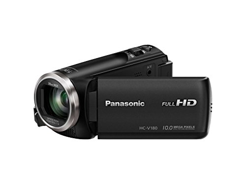 Panasonic HC-V180EB-K Black