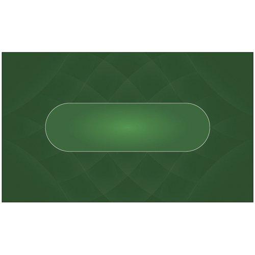 Pokertisch Filz für Casino-Qualität, grün ()