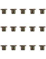 t-blade RMS Écrous–Lot de 15