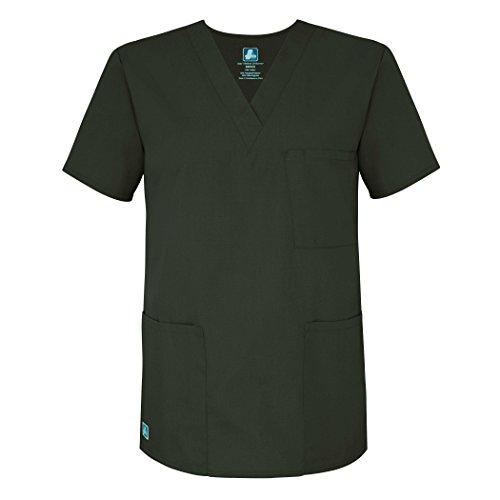 Einfache Kostüm Zukunft - Medizinische Uniformen Unisex Top Krankenschwester Krankenhaus Berufskleidung 601 Color OLV | Talla: M