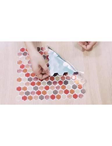 JEDNF Dekoration Epoxy Home Decor Wandfliesen Kunst Küchenaufkleber - Kaufen Sie Badezimmer Wandfliesenaufkleber, Spiegel Wandaufkleber, Tapetendekorprodukt , Pink -