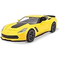 Maisto - Corvette Z06 del a?o 2015 en escala 1/24 (31133), colores surtidos