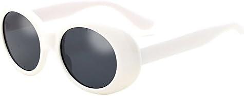 BOZEVON Retrò UV400 Donna & Uomo Ovale Occhiali da sole Occhialoni