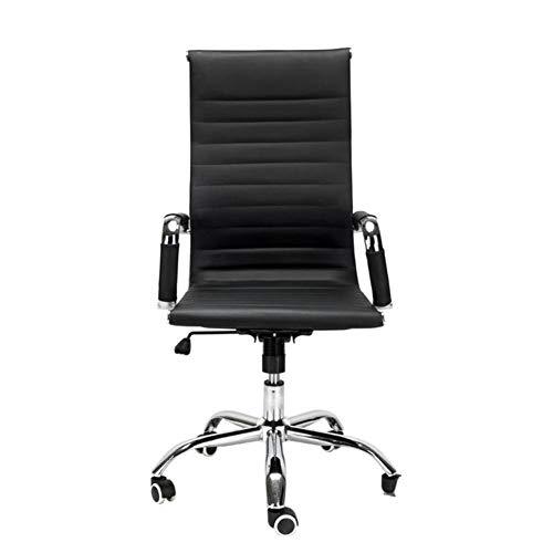 Stuhl Einstellbare Bürostuhl Pu-leder Hohe Rückenlehne Drehstuhl Ergonomische Computer Stuhl Anker Home Cafe Spiele Bürostühle