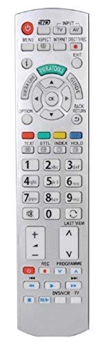 Mando distancia repuesto Panasonic N2QAYB000572televisor
