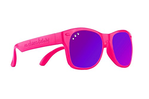 Roshambo Kleinkind Shades 2-4 Jahre 100% UVA/UVB Schutz Komplett unzerbrechliche Sonnenbrille in vielen Farben erhältlich Toddler Unbreakable Sunglasses