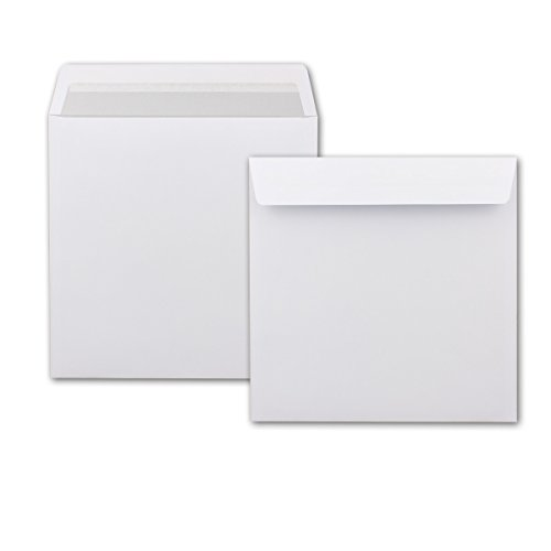 Crema 90/G//M/²////quantit/à sconto 500 Umschl/äge crema Buste DIN lungo////11/x 22/cm//con chiusura adesiva