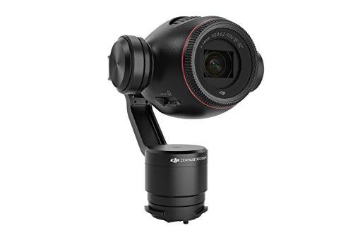 DJI Zenmuse Z3 - Cámara para dron Inspire 1 de 12 MP (4 K/30 fps, 22-77 mm, 7x zoom) color negro