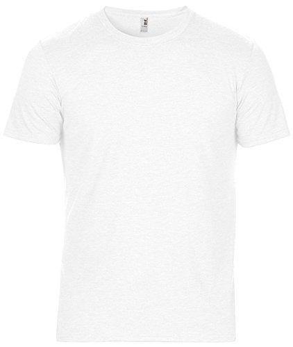 Anvil-Incudine da donna tri-blend-Maglietta da adulto Bianco