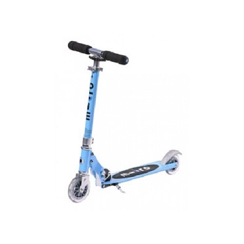 micro-sprite-trottinette-pliable-bleu