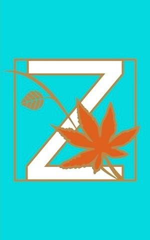 Z: Monogram Initial Letter