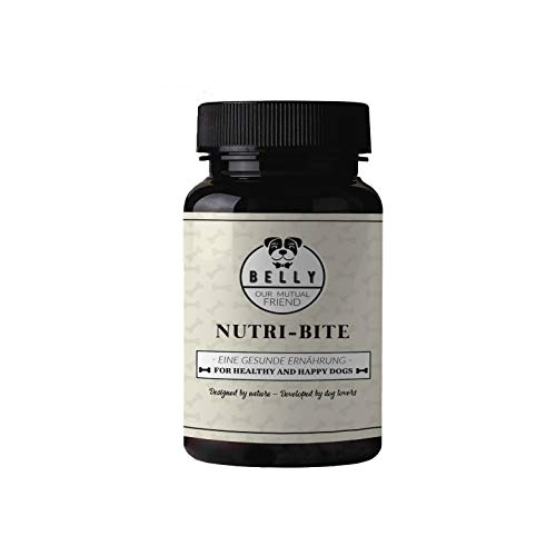 Spirulina by BELLY Nutri-Bite | Integratore multivitaminico per cani | Integratori animali | Prodotti per cani | Alternativa a spirulina compresse