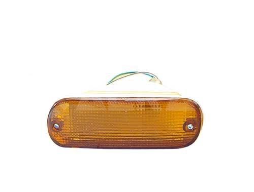 AVANT DROIT PILOTE orange clignotant 63013334