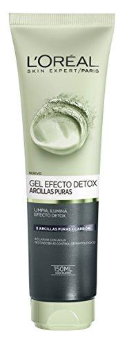 L'Oréal Paris Gel Limpiador Efecto Detox Arcillas...