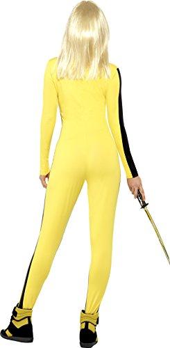 Imagen de smiffys kill bill mono de vestuario con la espada medium, amarillo  alternativa