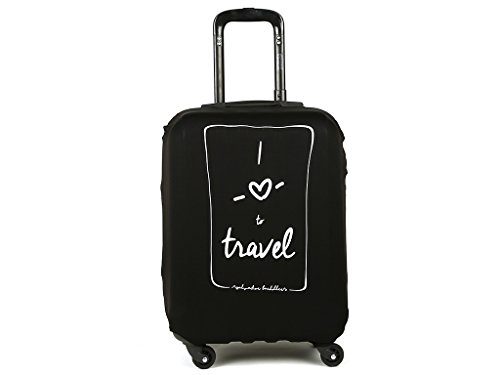 Salvador Bachiller - Funda De Maleta Universal Travel Compl Viaj Lg1603 Negro L