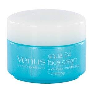 Venus - Aqua 24 - Face Cream - 24 Hour Moisturizing - 50ml -