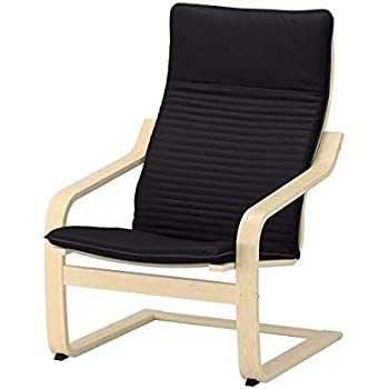 Ikea Armchair Pello Cantilever Relax Chair Bir Wood Ikea