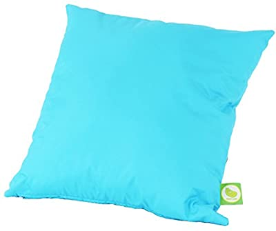 Waterproof Outdoor Garden Furniture Seat Cushion Filled with Pad By Bean Lazy - Aqua produced by Bean Lazy - quick delivery from UK.