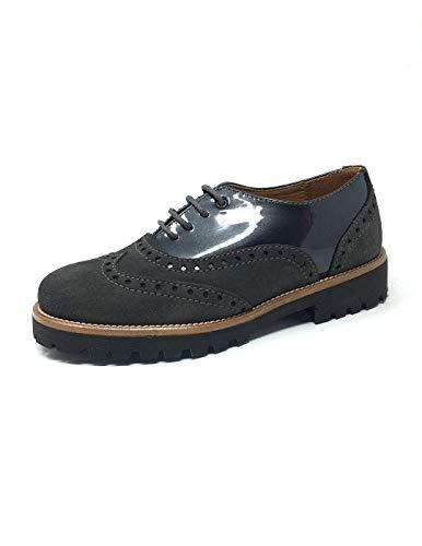 beberlis , Mädchen Bootschuhe, Grau - grau - Größe: 34 EU