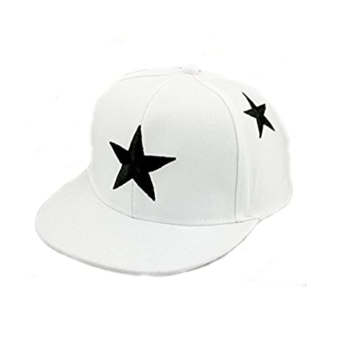 Sunbo Boy Girl B-Boy Hip Hop Snapback Hat Trucker Baseball