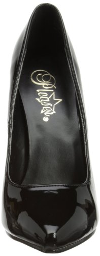 Pleaser DOMINA-420 Damen Pumps Schwarz (Blk pat)