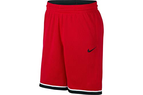 Nike Herren M NK Dry Classic Shorts, University Red, XL - Basketball-training-hose